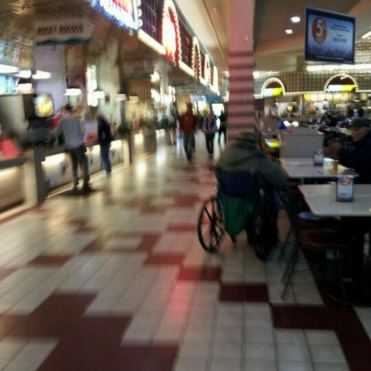 Photo taken at Oakwood Mall by Carlos G. on 11/30/2011
