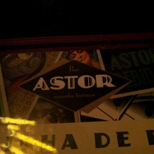 Photo taken at Bar Astor by Ighor F. on 12/24/2011