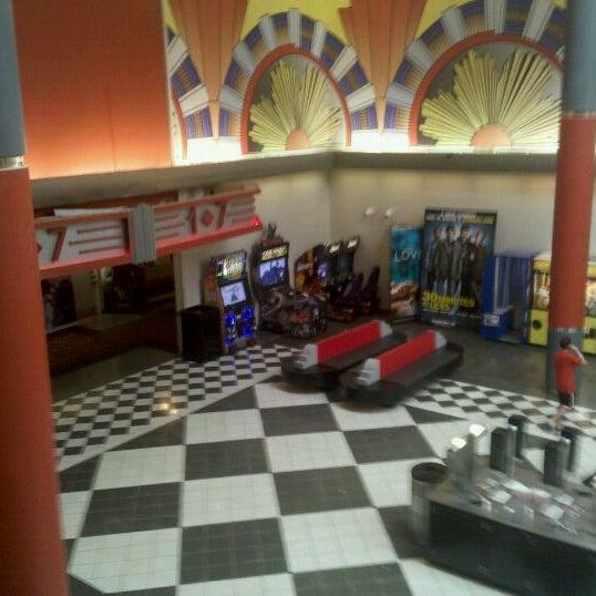 Photo taken at AMC Loews Palisades Center 21 by Nick G. on 8/5/2011