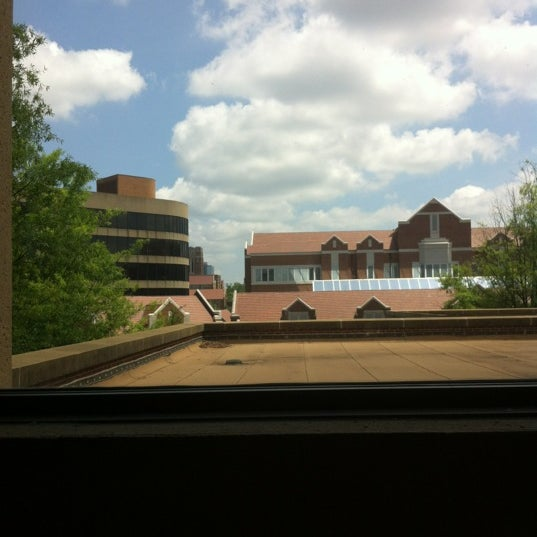 Photo taken at John C. Hodges Library by Jessica S. on 5/6/2012