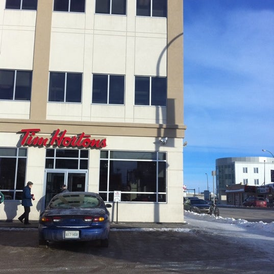 Tim Hortons Chicago: Downtown Regina