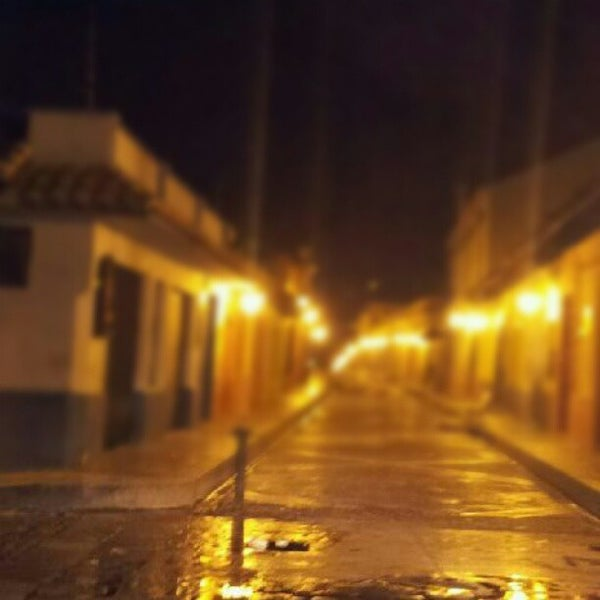 Photo taken at Andador Real de Guadalupe by Omar S. on 5/19/2012