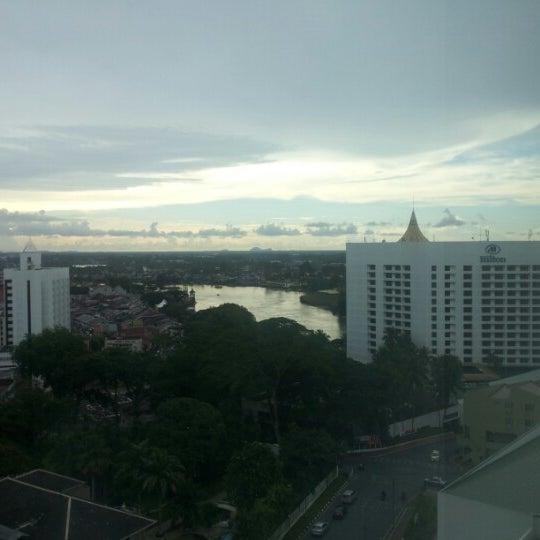 Photo taken at Pullman Kuching by Abirami S. on 7/13/2012