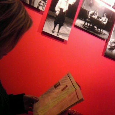 Photo taken at Steppenwolf Theatre Company by Spencer S. on 1/12/2012