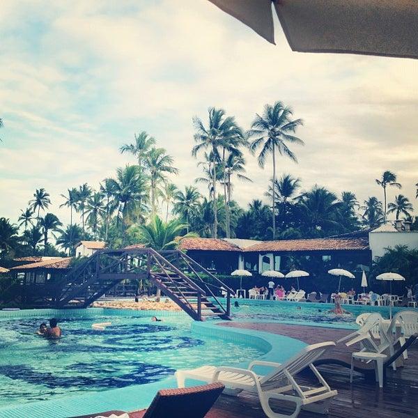 Foto tirada no(a) Cana Brava Resort por Alex B. em 7/16/2012