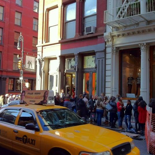 Photo taken at Dash NYC by Nob S. on 11/12/2011