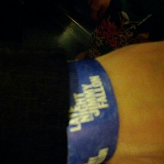 Photo taken at Late Night with Jimmy Fallon by Rebecca S. on 6/4/2012