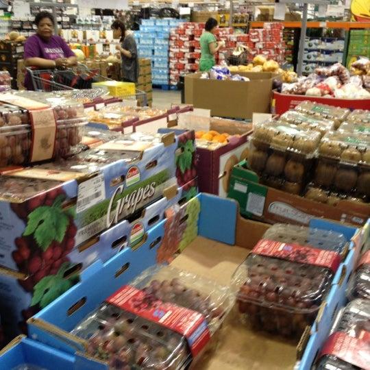costco wholesale in 2012