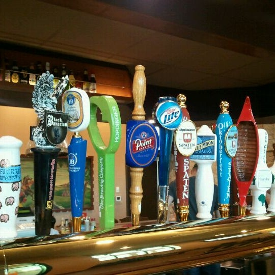 Photo taken at Mars Cheese Castle Tavern by robin on 10/15/2011