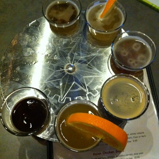 Photo taken at Fegley's Bethlehem Brew Works by John A. on 2/27/2012