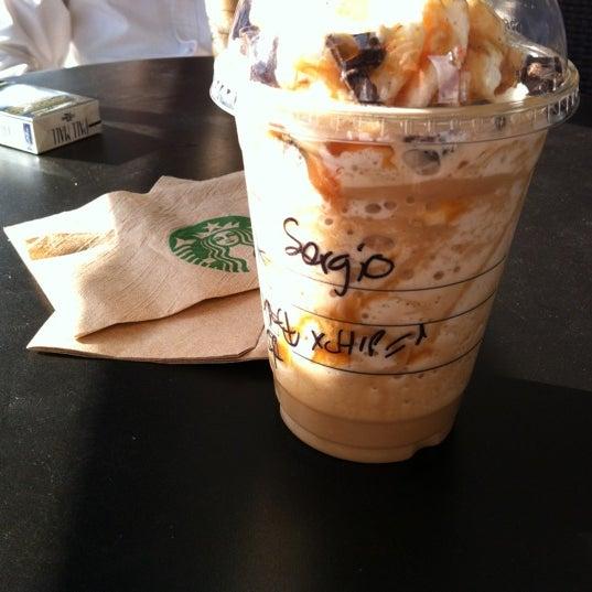 Photo taken at Starbucks by Serch on 6/5/2012