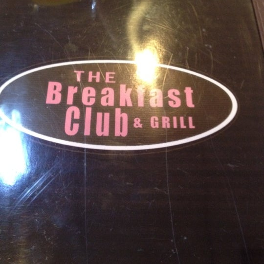 Photo taken at The Breakfast Club & Grill by SHAWNA P. on 4/28/2012