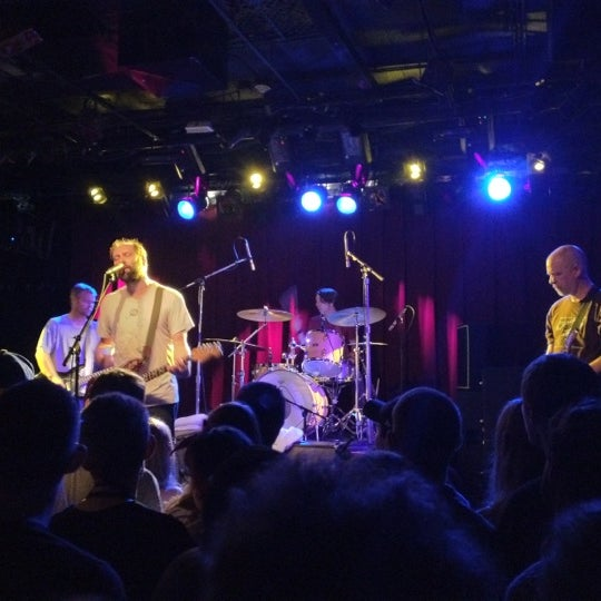 Photo taken at Paradise Rock Club by Penny C. on 6/23/2012