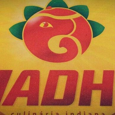 Photo taken at Madhu by Tuka - Roberta R. on 6/16/2012