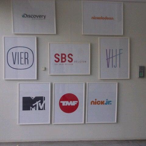 Photo taken at SBS Belgium by Benjamin S. on 8/23/2012