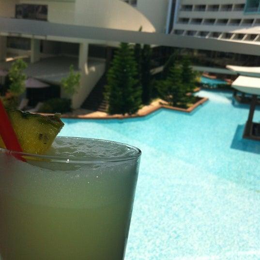 6/23/2012 tarihinde Mehmet Y.ziyaretçi tarafından Cornelia Diamond Golf Resort & Spa'de çekilen fotoğraf