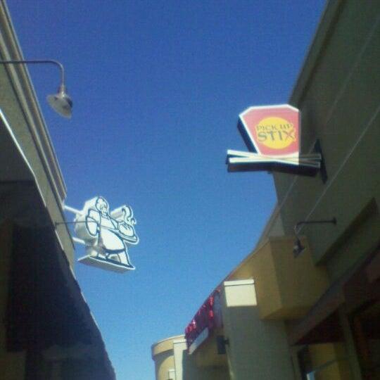 Photo taken at Corner Bakery Cafe by Nick M. on 7/28/2012