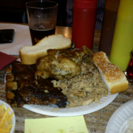 Photo taken at The Galax Smokehouse by XL on 5/15/2012