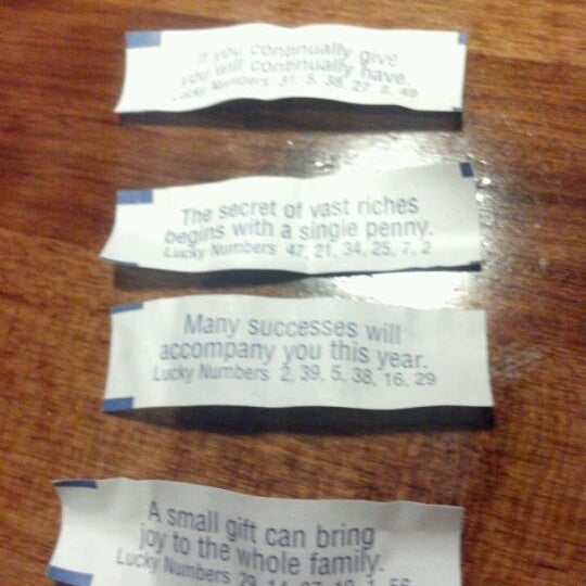 Photo taken at P.F. Chang's by Amy L. on 4/23/2012