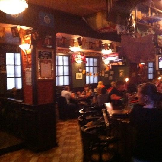 Снимок сделан в Паб №1 / Pub №1 пользователем ндрей . 8/10/2012
