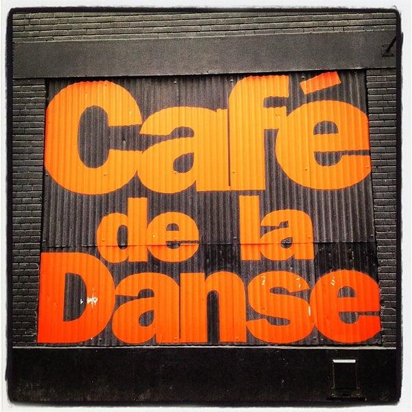 Adresse Caf Ef Bf Bd De La Danse Paris