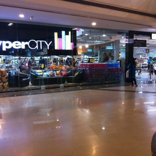 Photo taken at Kumar Pacific Mall by Mitesh G. on 7/8/2012