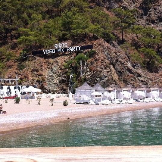 7/16/2012 tarihinde JuliaroseMaurieloziyaretçi tarafından Rixos Premium Tekirova'de çekilen fotoğraf
