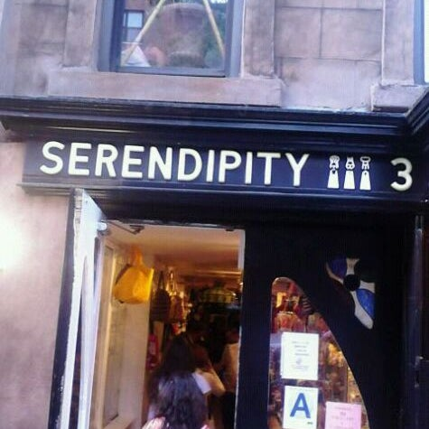 Photo taken at Serendipity 3 by Cristina W. on 5/20/2012