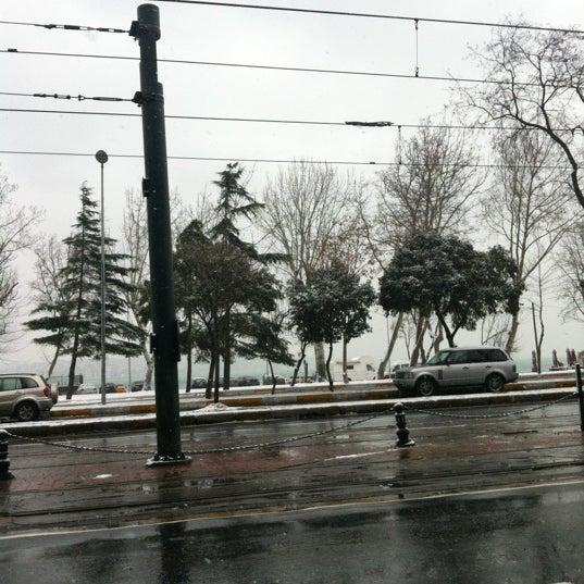 Das Foto wurde bei Kahve Dünyası von Eser M. am 1/27/2012 aufgenommen