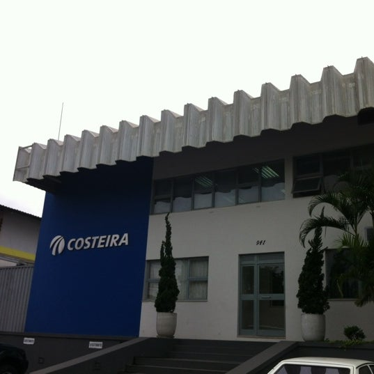 Photo taken at Costeira Transportes by Hugo S. on 5/3/2012
