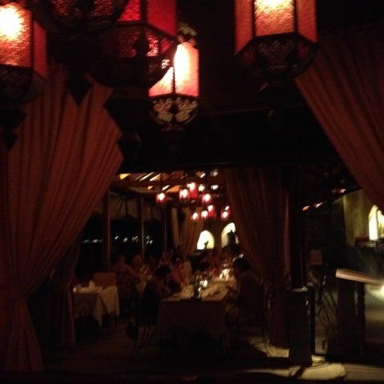 Photo taken at Zazen Boutique Resort & Spa by Nishant Jitendra J. on 8/23/2012