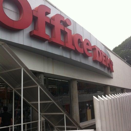 Office depot tienda de art culos de papeler a oficina for Oficina depot