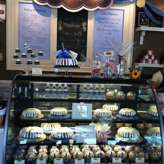 Bundt Cake Bakery Las Vegas