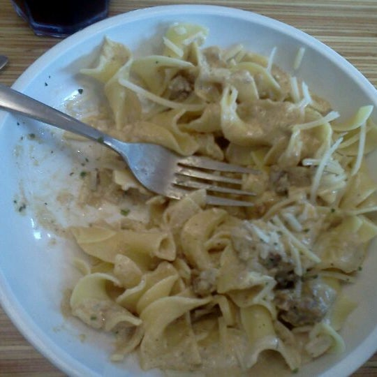 Photo taken at Noodles & Company by Kristi T. on 4/29/2012