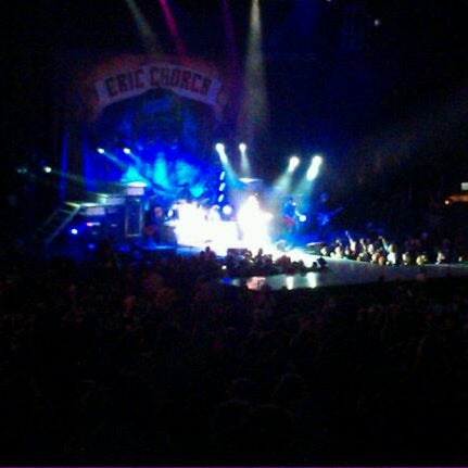 Photo taken at Xfinity Center by Tania S. on 9/18/2011
