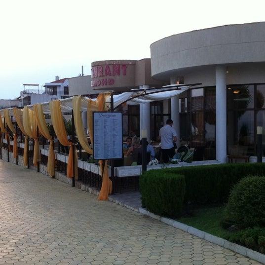 Photo taken at Diamond Restaurant by Anton A. on 7/26/2011