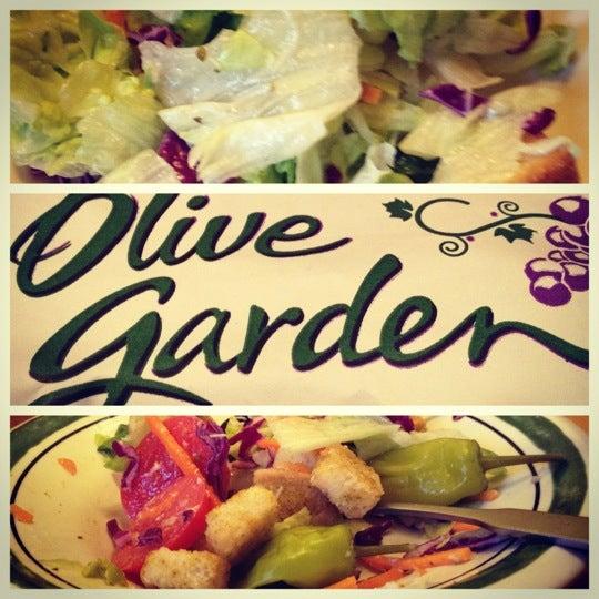 Olive Garden Statesboro Ga