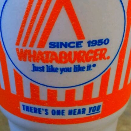 Photo taken at Whataburger by Rick S. on 9/22/2011