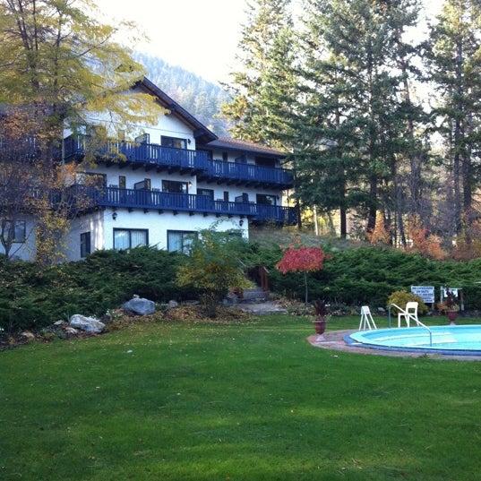 Photo taken at Lake Okanagan Resort Kelowna by Marion O. on 11/10/2011