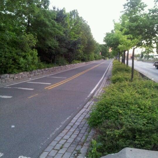 Das Foto wurde bei Hudson River Park von Fred W. am 5/19/2012 aufgenommen