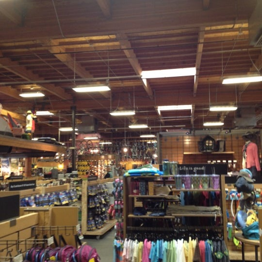 REI says the growth was mainly driven by new co-op membership sign ups and online sales. Membership grew by more than 1 million members last year, a record growth, reaching a .
