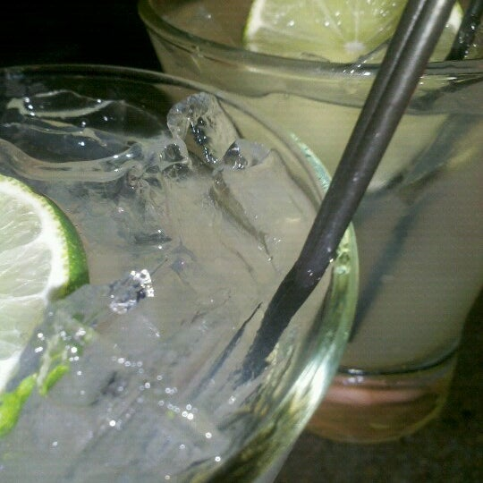 Photo taken at Moe's Cantina by Ashley M. on 9/2/2012