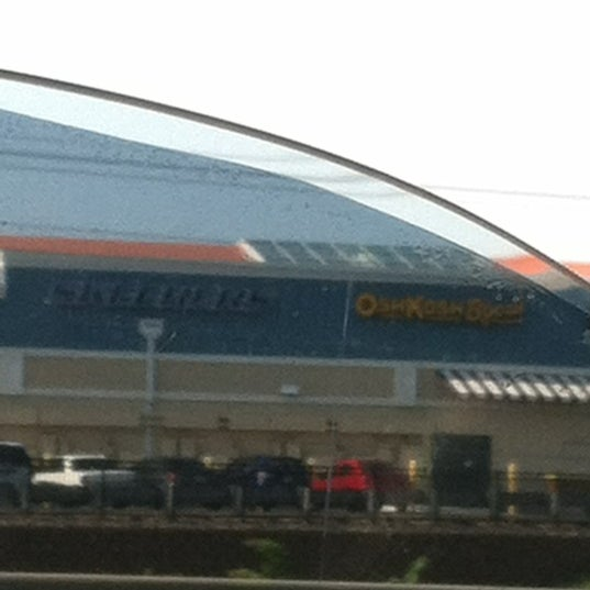 Photo taken at Tanger Outlet Mebane by Cody on 8/29/2012