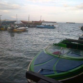 Photo taken at Pelabuhan speedboat kampung baru by Firly M. on 6/19/2012