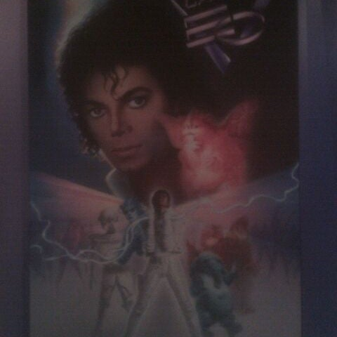 Photo taken at Captain EO by Tina J. on 1/21/2012