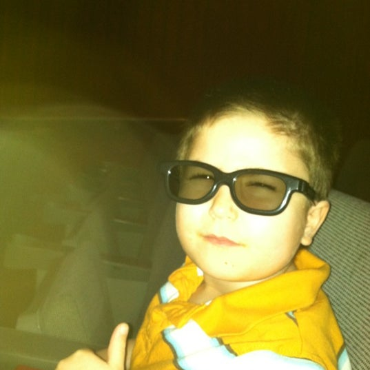 Photo taken at AMC Loews Brick Plaza 10 by Connie C. on 4/5/2012