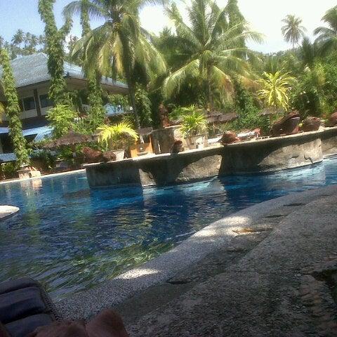 Photo taken at Tasik Ria Resort by Vhindy W. on 8/13/2012