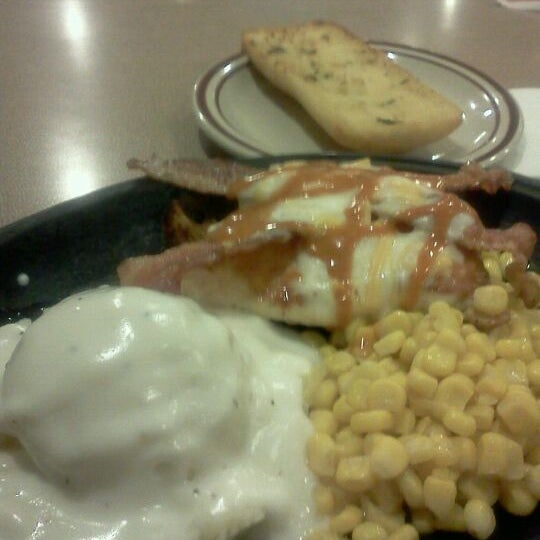 Photo taken at Denny's by Ray B. on 12/17/2011