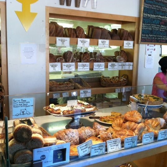 Photo taken at Model Bakery by Keith M. on 6/8/2012