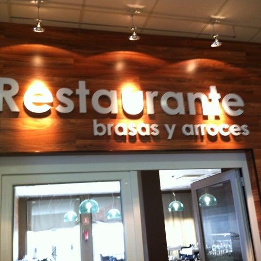 Photo taken at Abades Mérida by Eduardo O. on 7/1/2012